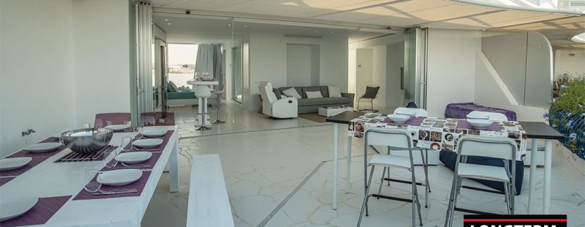 Long term rental Ibiza - Penthouse Las boas Amnesia25