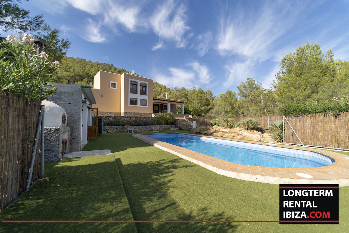 Long term rental Ibiza - Villa Campos