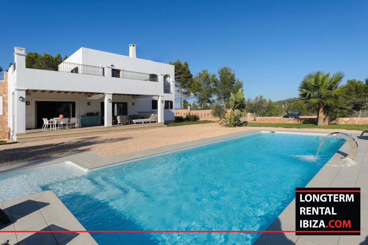 long term rental Ibiza - Villa Gertrudia, annual rental ibiza, long term rental ibiza, ibiza property, property ibiza