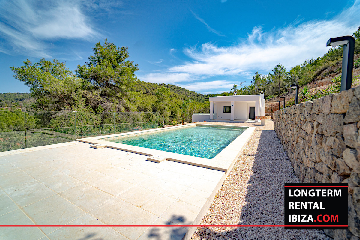 Long term rental Ibiza - Villa Juan Dos