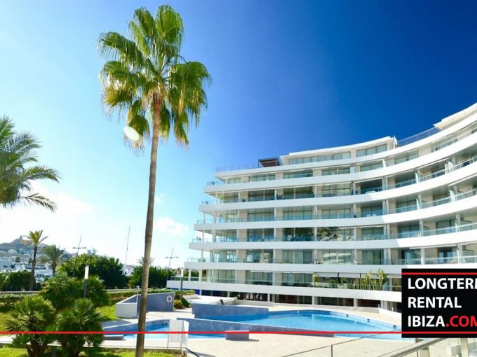 Long term rental Ibiza - Apartment Miramar