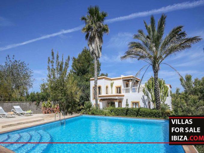 Long term rental Ibiza - Villa Benehirals