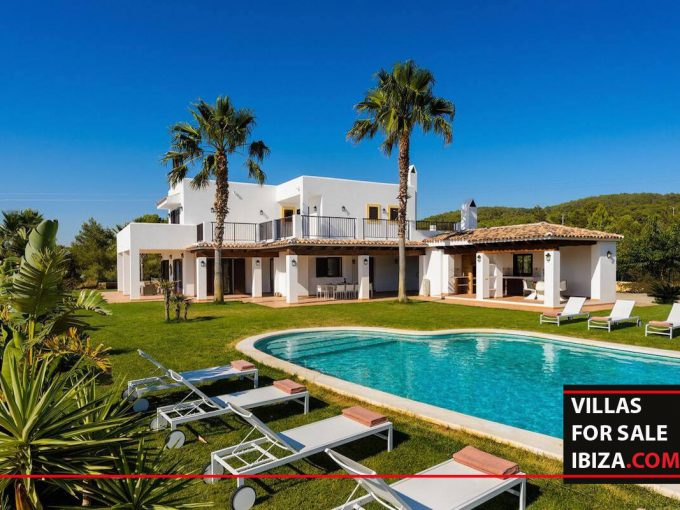 Long term rental Ibiza - Villa Benifinca