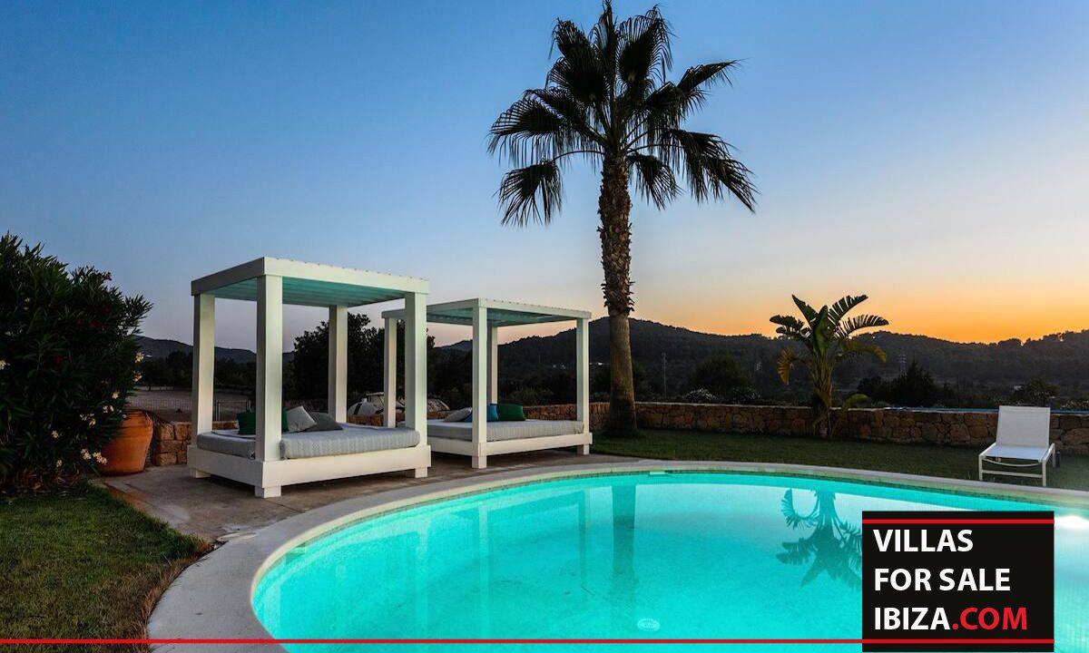 Long term rental Ibiza - Villa Benifinca 34