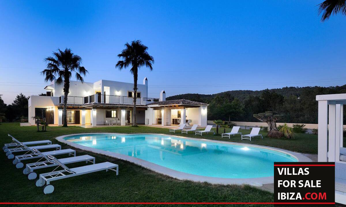 Long term rental Ibiza - Villa Benifinca 36