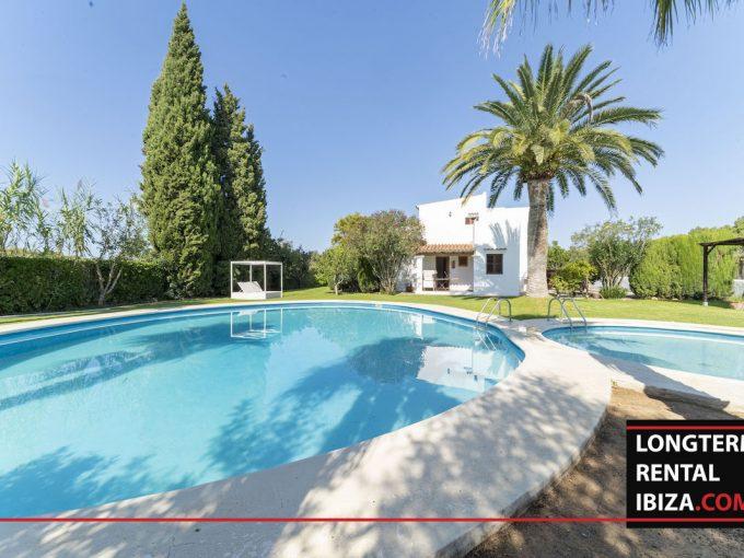 Long term rental Ibiza - Villa Cilos