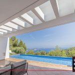 Long term rental Ibiza - Villa Cubelle