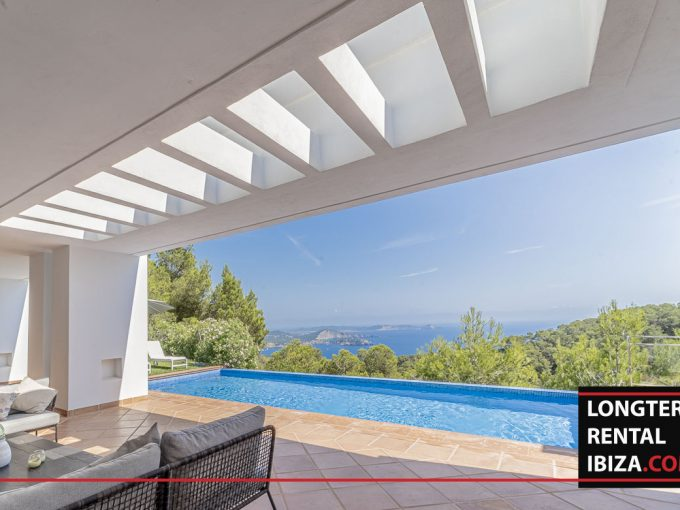 Long term rental Ibiza - Villa Cubelle