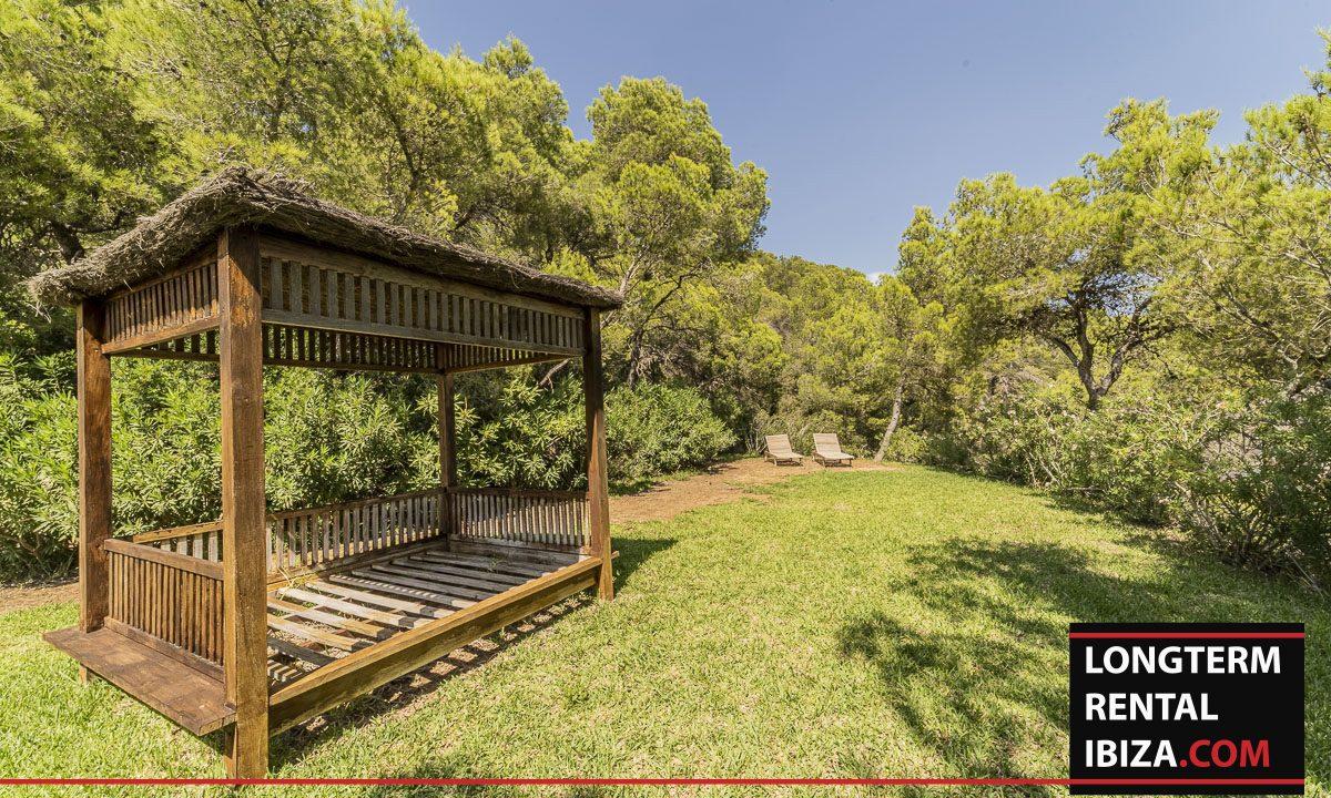 Long term rental Ibiza - Villa Cubelle 10