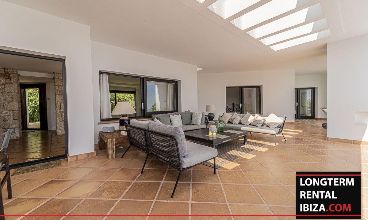 Long term rental Ibiza - Villa Cubelle 11