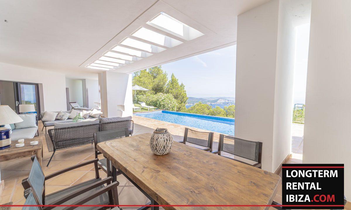 Long term rental Ibiza - Villa Cubelle 13