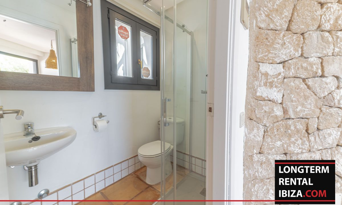 Long term rental Ibiza - Villa Cubelle 14