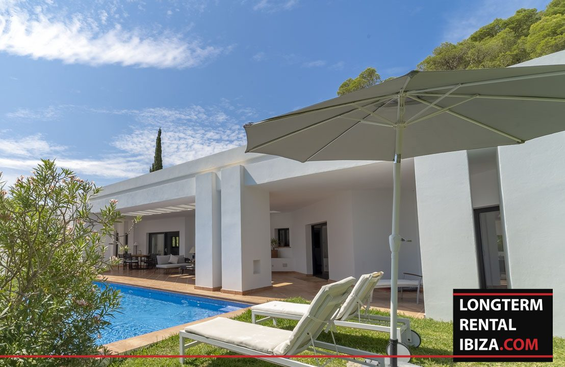 Long term rental Ibiza - Villa Cubelle 17