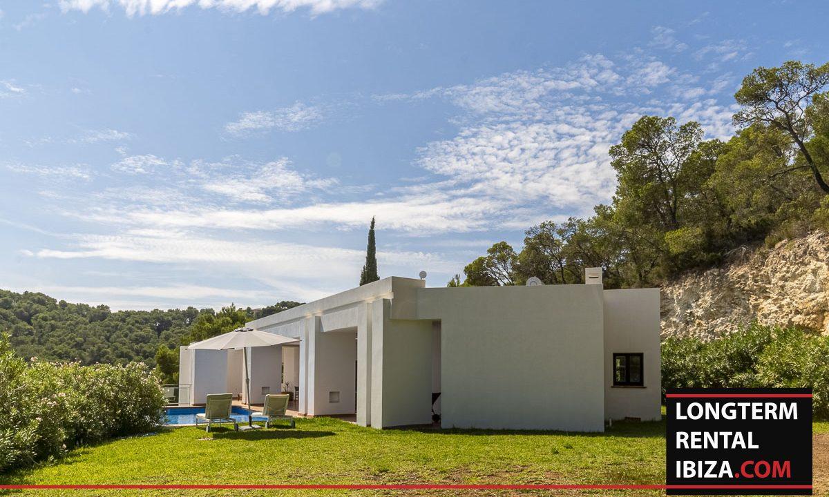 Long term rental Ibiza - Villa Cubelle 18