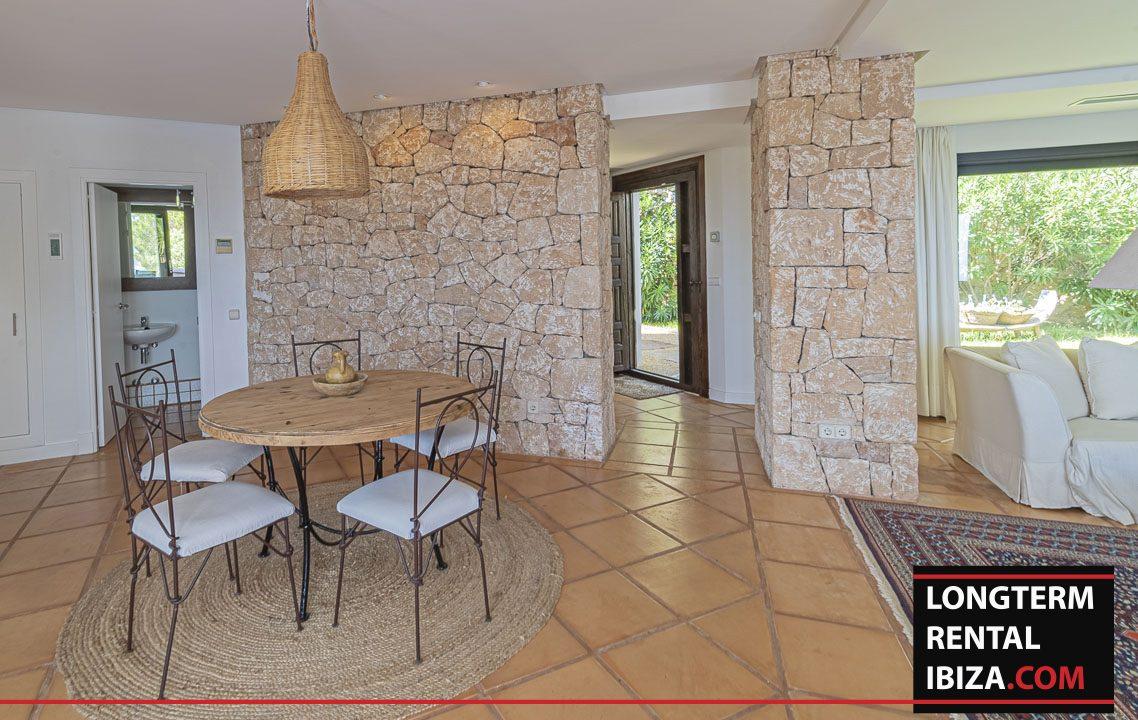Long term rental Ibiza - Villa Cubelle 19