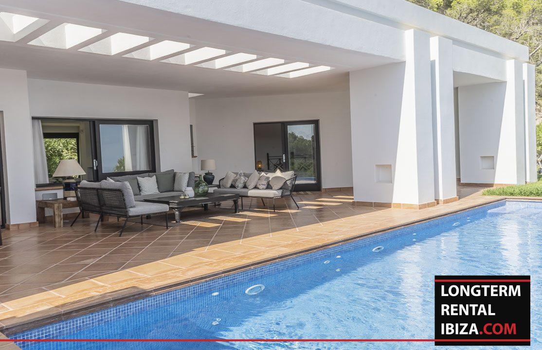 Long term rental Ibiza - Villa Cubelle 22