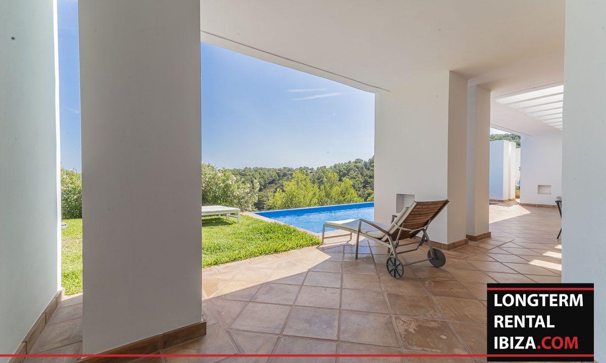Long term rental Ibiza - Villa Cubelle 7