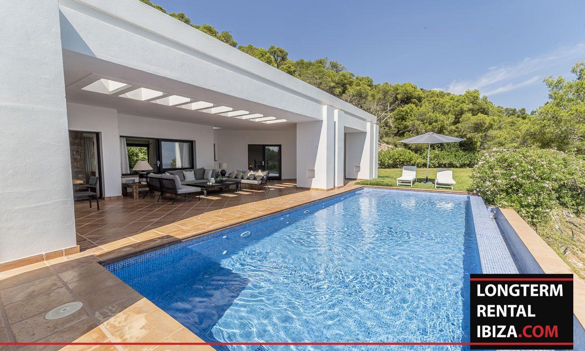 Long term rental Ibiza - Villa Cubelle 9
