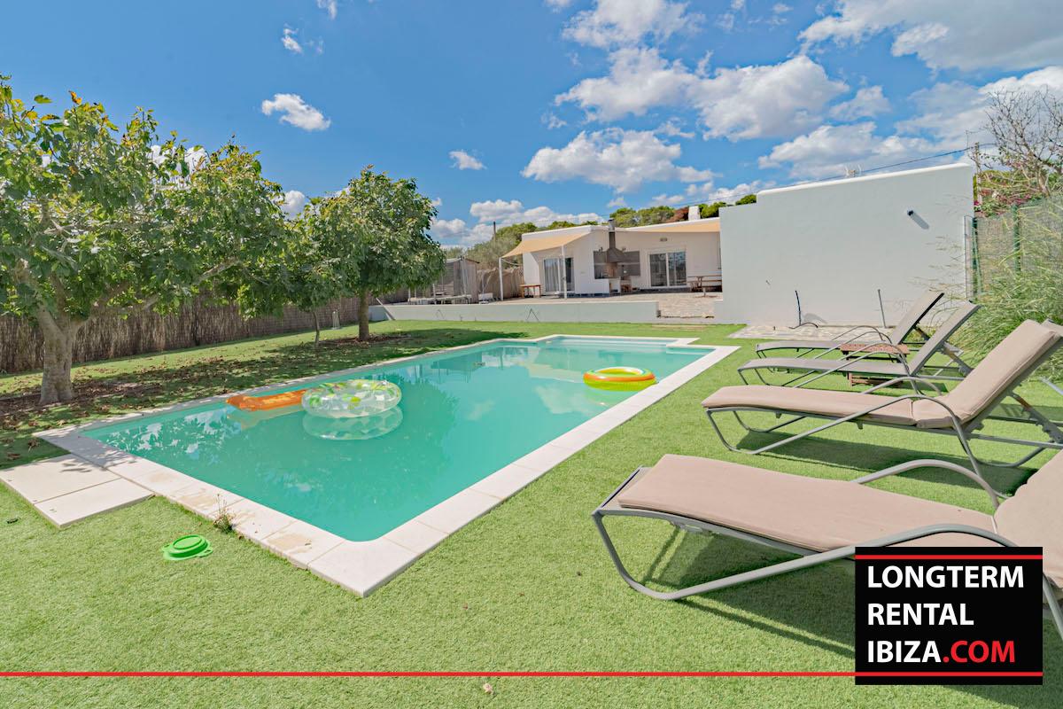 Long term rental Ibiza - Villa Jaan