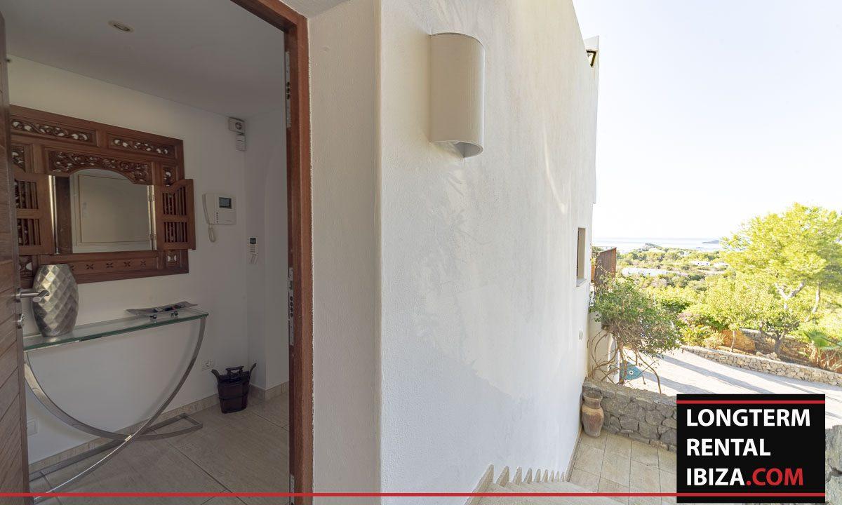 Long term rental Ibiza - Villa Mediterenean1