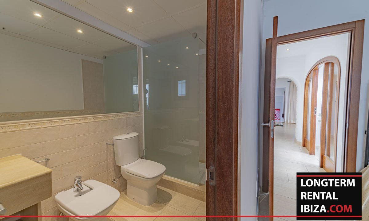 Long term rental Ibiza - Villa Mediterenean10