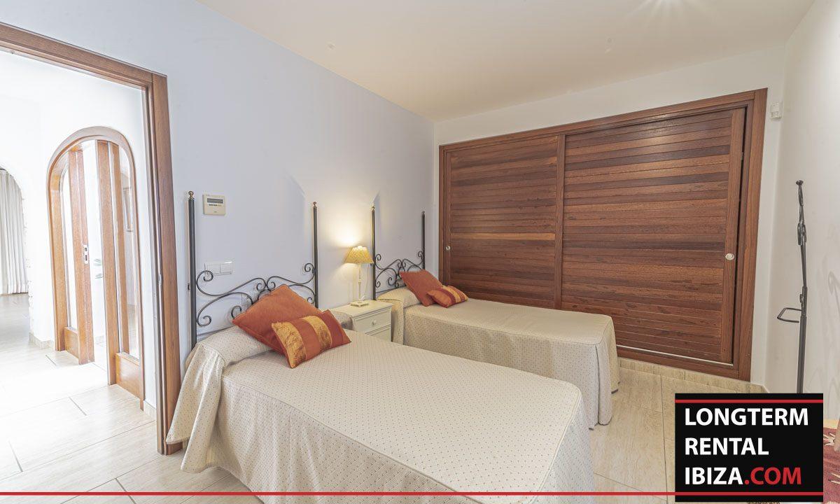 Long term rental Ibiza - Villa Mediterenean11