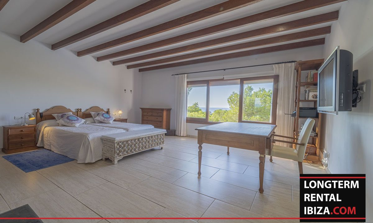 Long term rental Ibiza - Villa Mediterenean14