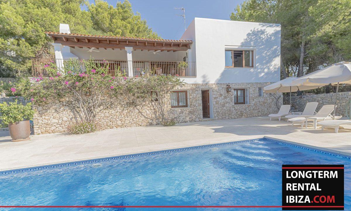 Long term rental Ibiza - Villa Mediterenean17