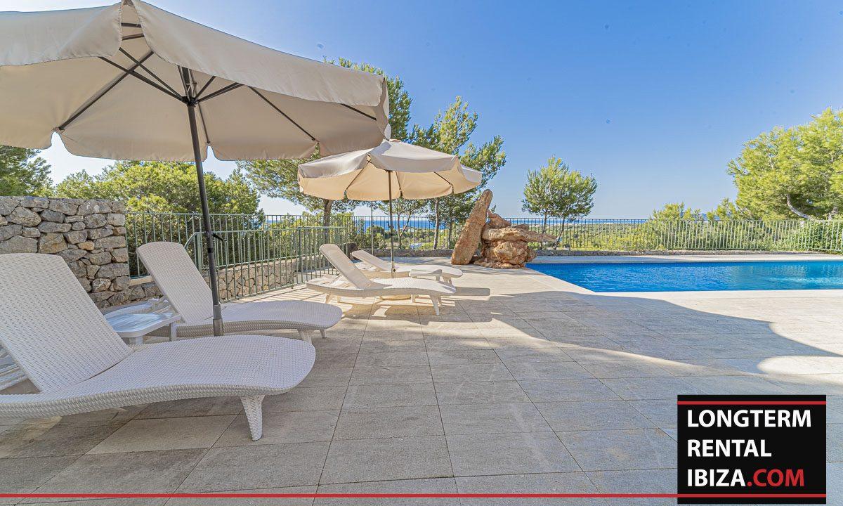 Long term rental Ibiza - Villa Mediterenean18