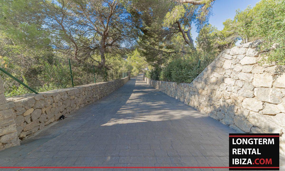 Long term rental Ibiza - Villa Mediterenean19