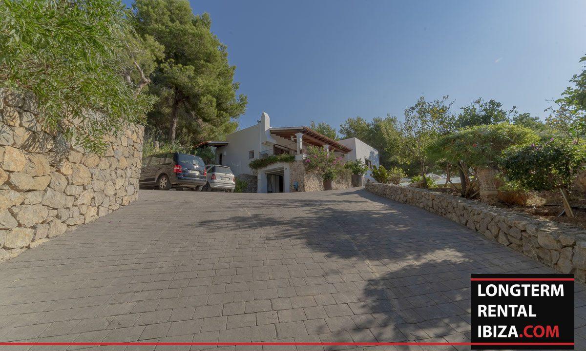 Long term rental Ibiza - Villa Mediterenean20