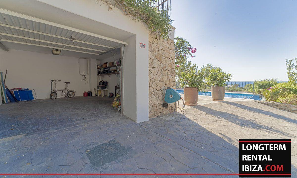 Long term rental Ibiza - Villa Mediterenean21