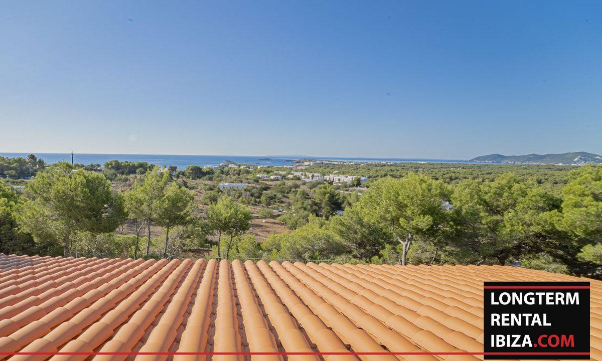 Long term rental Ibiza - Villa Mediterenean22