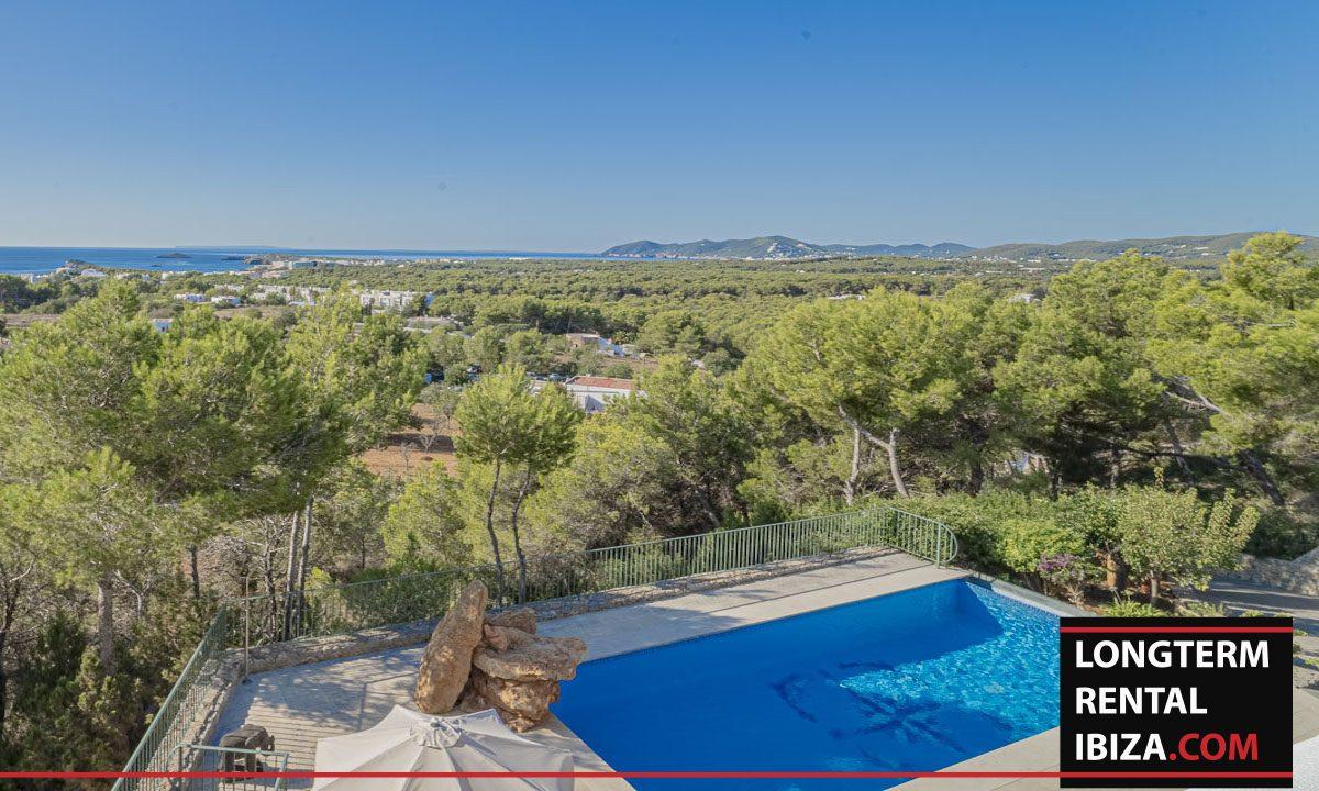 Long term rental Ibiza - Villa Mediterenean23