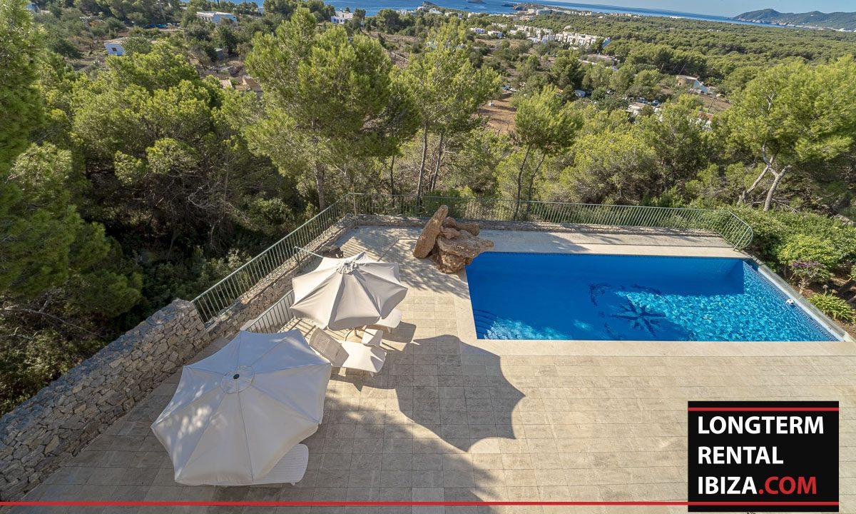Long term rental Ibiza - Villa Mediterenean24