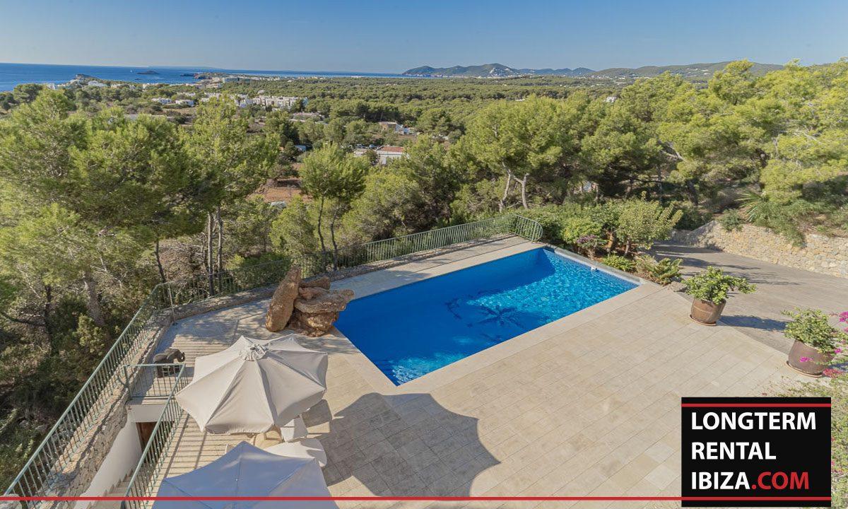 Long term rental Ibiza - Villa Mediterenean25