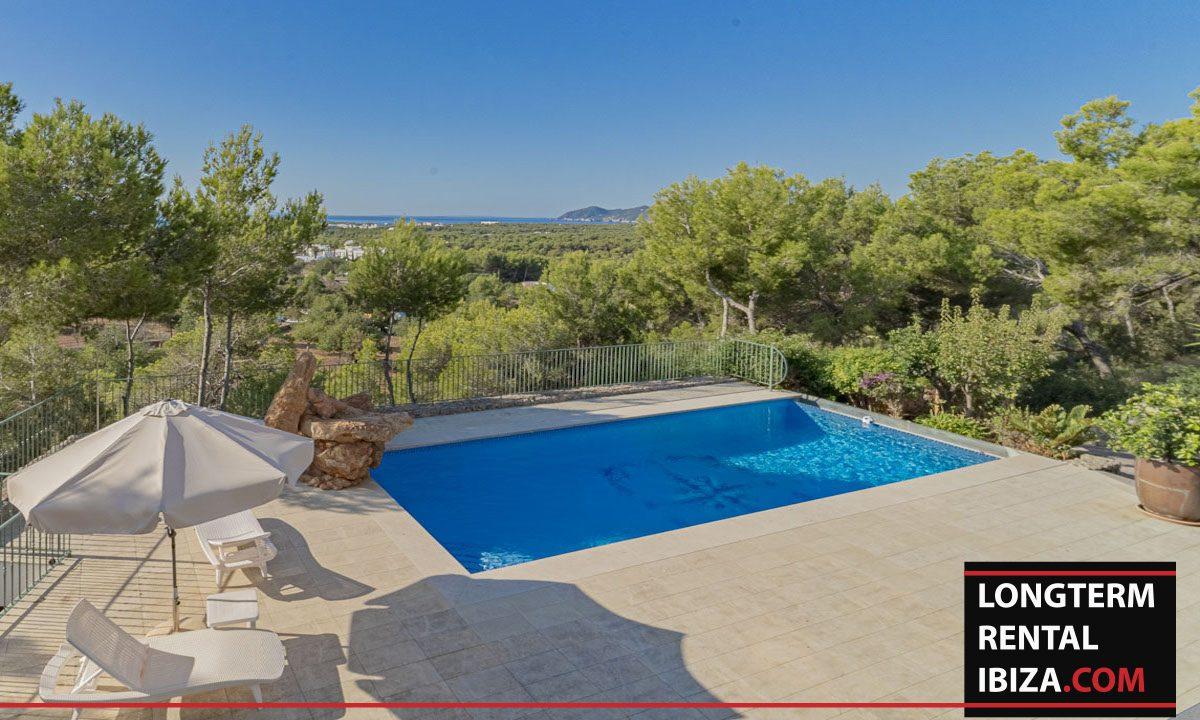 Long term rental Ibiza - Villa Mediterenean26