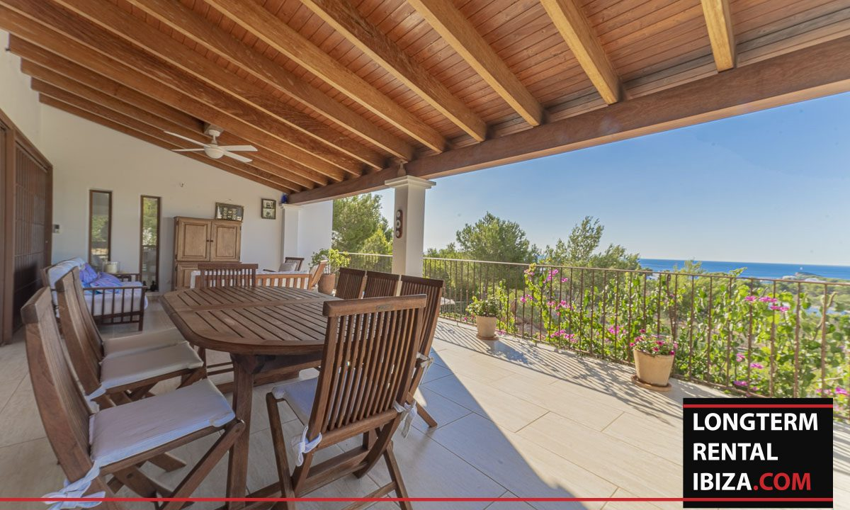 Long term rental Ibiza - Villa Mediterenean27