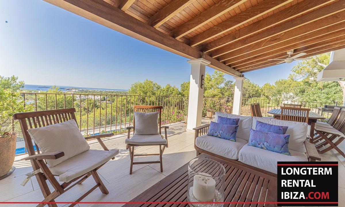 Long term rental Ibiza - Villa Mediterenean28