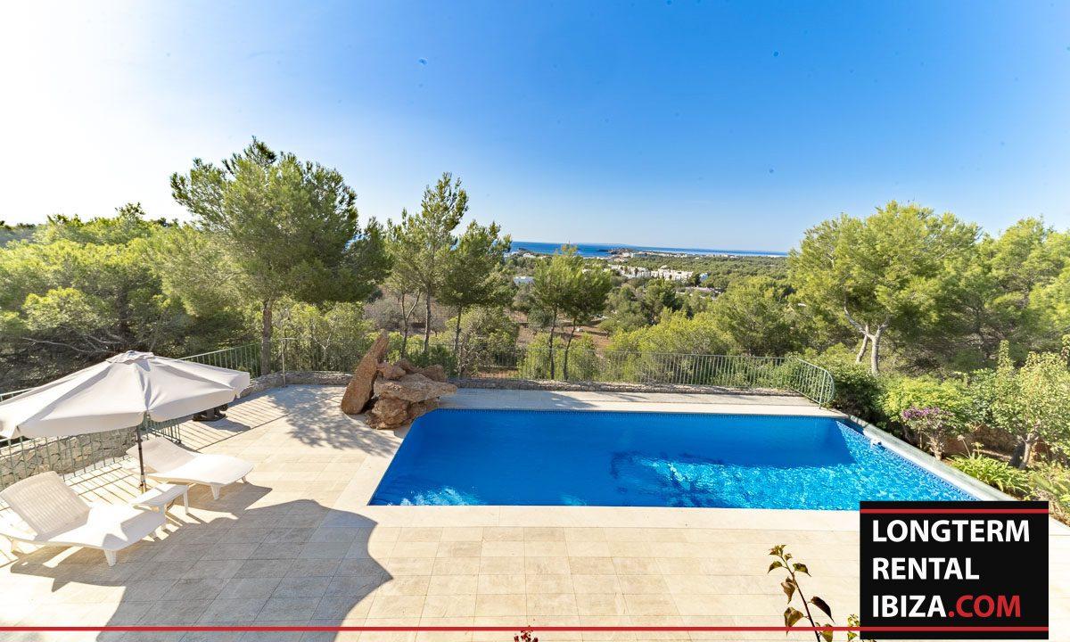 Long term rental Ibiza - Villa Mediterenean29