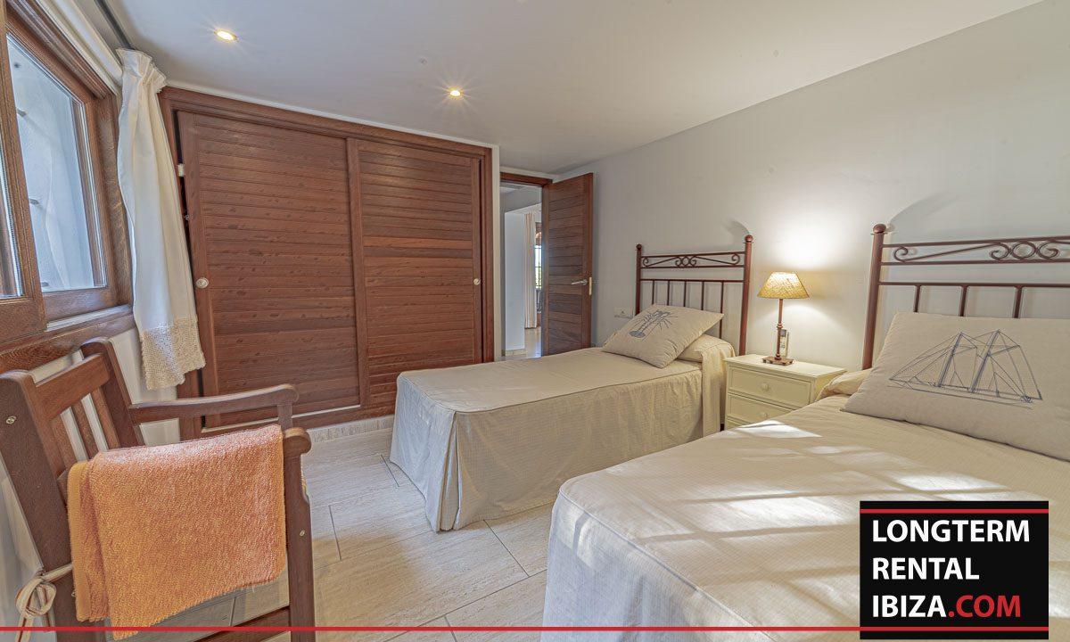 Long term rental Ibiza - Villa Mediterenean3