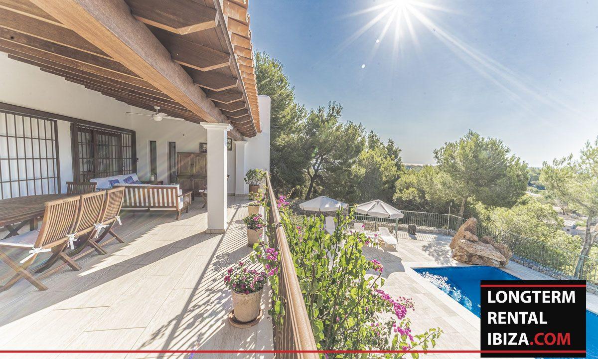 Long term rental Ibiza - Villa Mediterenean30