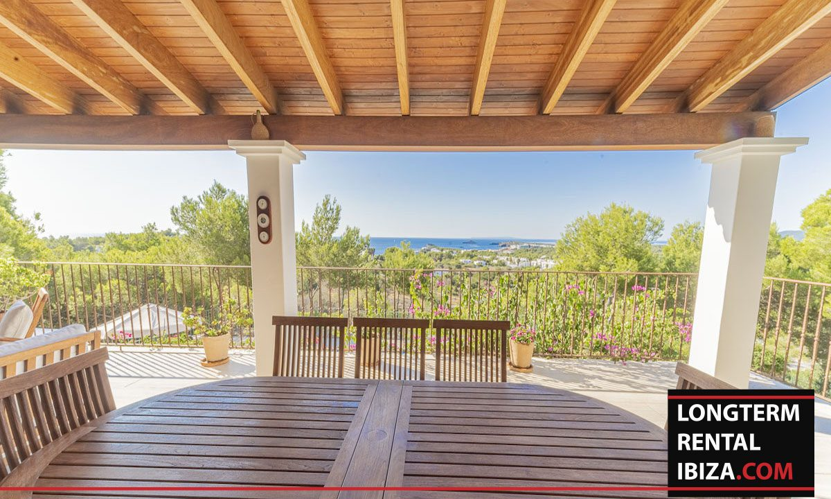 Long term rental Ibiza - Villa Mediterenean31