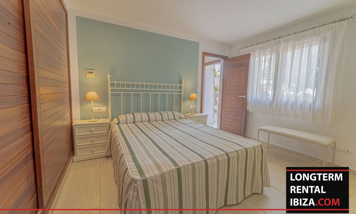 Long term rental Ibiza - Villa Mediterenean34