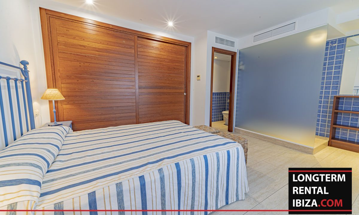Long term rental Ibiza - Villa Mediterenean35