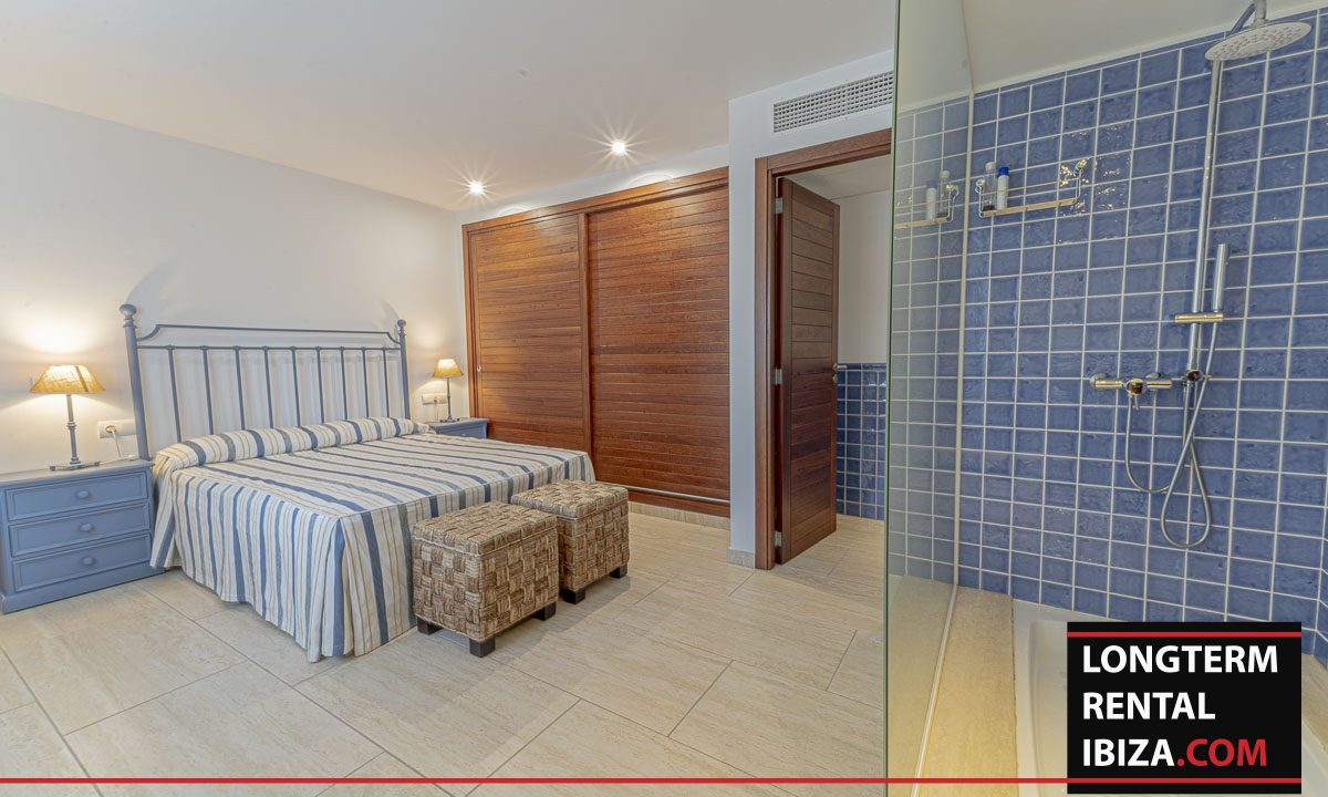 Long term rental Ibiza - Villa Mediterenean36
