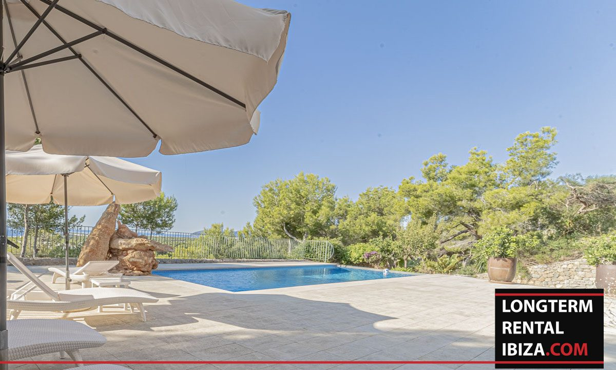 Long term rental Ibiza - Villa Mediterenean37