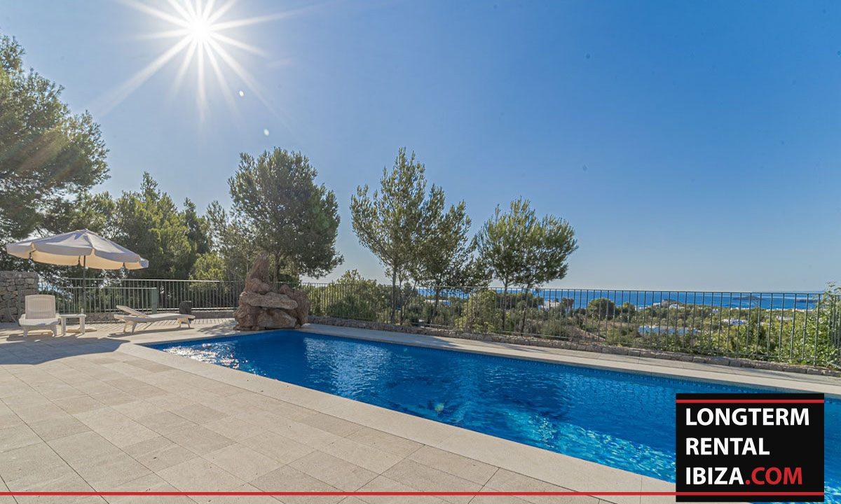 Long term rental Ibiza - Villa Mediterenean38