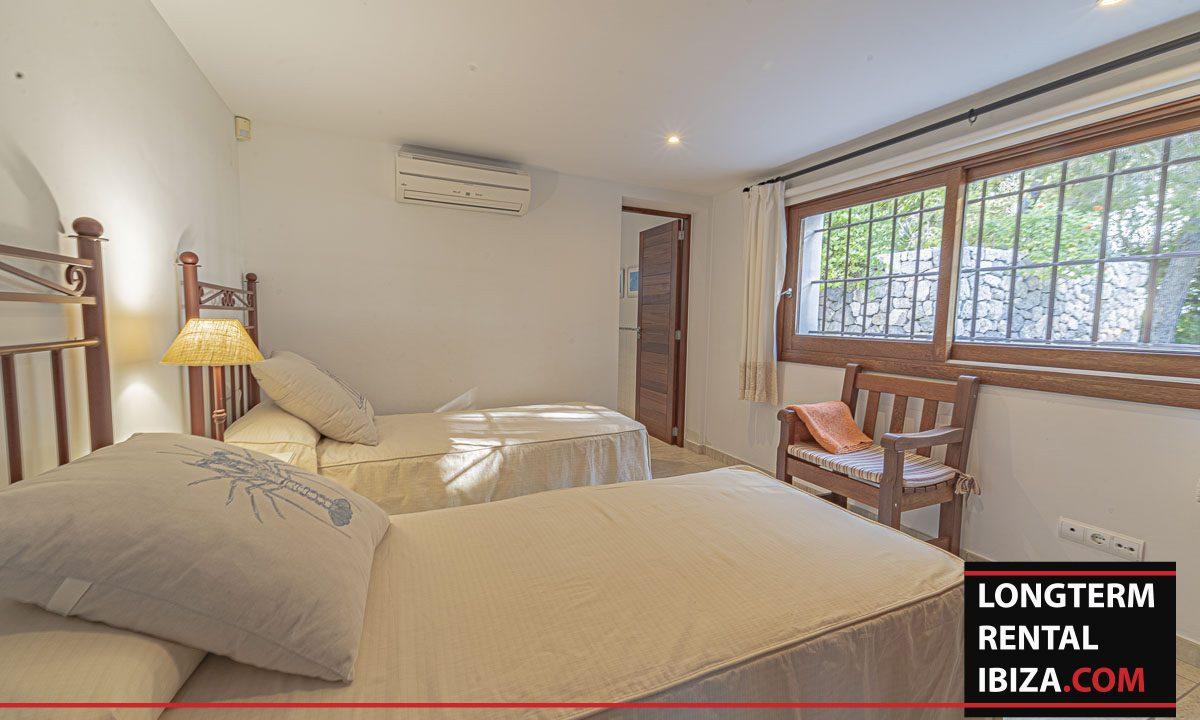 Long term rental Ibiza - Villa Mediterenean4