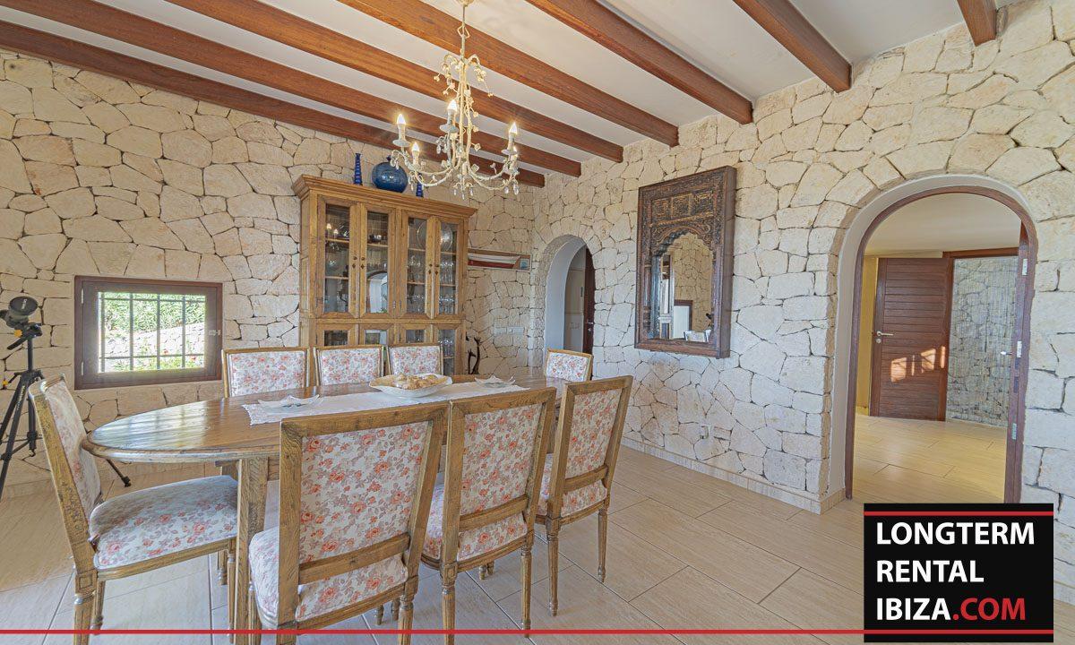 Long term rental Ibiza - Villa Mediterenean7